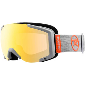 Rossignol Airis Zeiss Goggles Women grey
